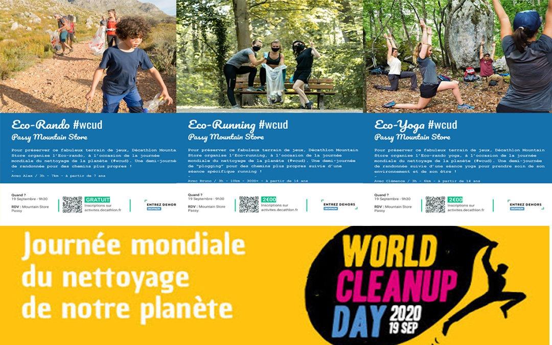 Nettoyer les Vallées du Mont-Blanc en un jour