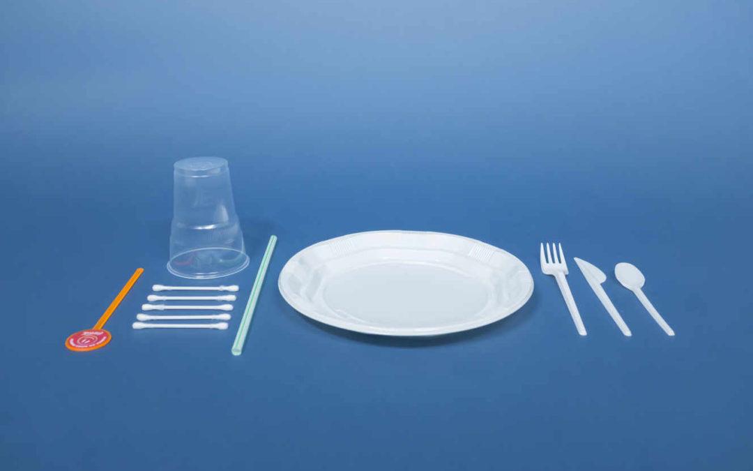 Interdiction des plastiques à usage unique